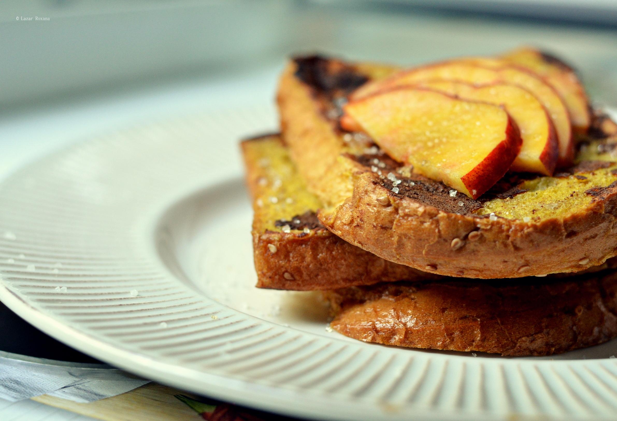 Friganele (french toast) dulci
