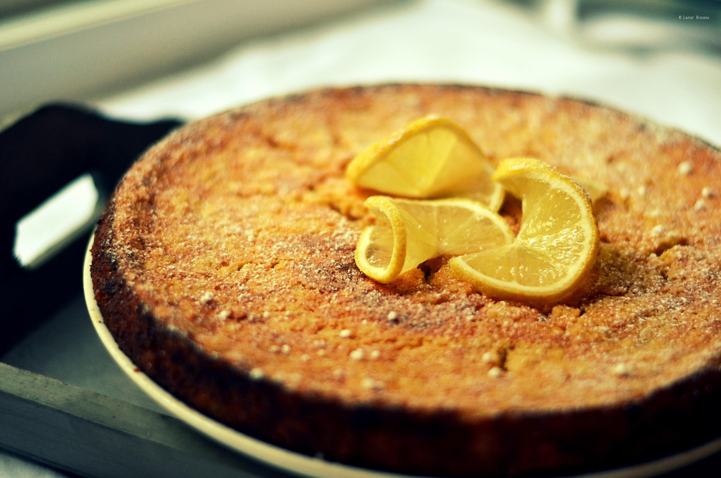 Provocarea 6: Prăjitură cu orez cu arome de iarnă